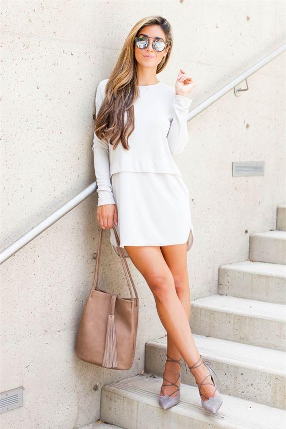 7 chỉ dẫn giúp bạn mặc váy chỉ có đẹp trong ngày đầu tiên đi làm của năm mới - Ảnh 9.