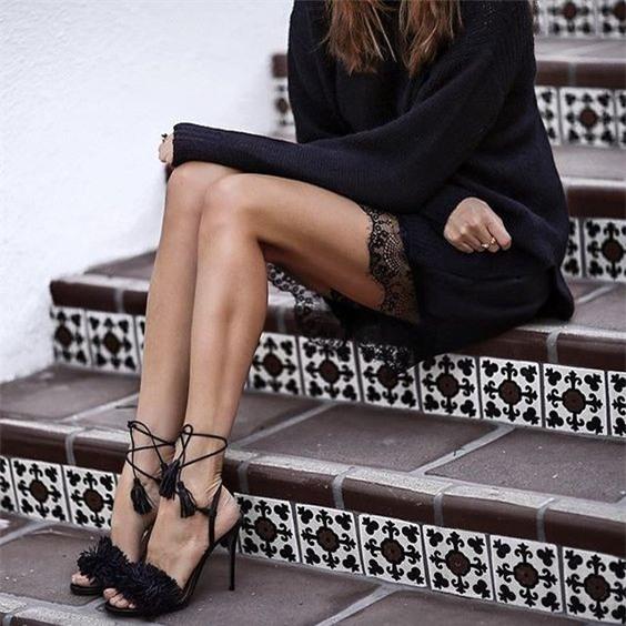 7 chỉ dẫn giúp bạn mặc váy chỉ có đẹp trong ngày đầu tiên đi làm của năm mới - Ảnh 11.