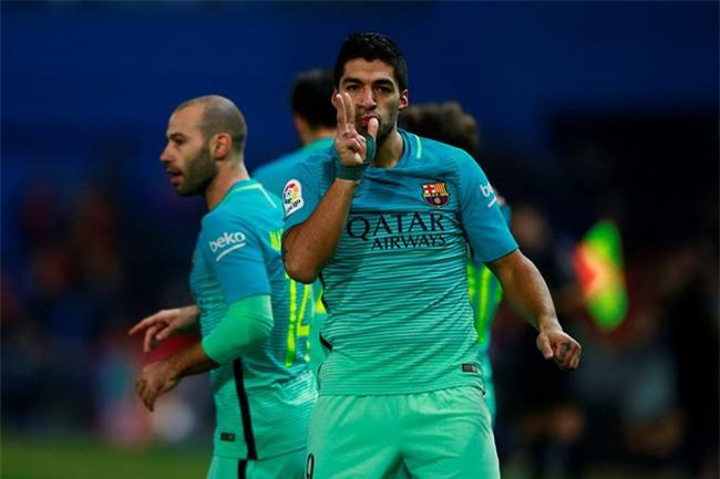 Messi tỏa sáng, Barca có nửa vé chung kết cúp Nhà vua - Ảnh 2.