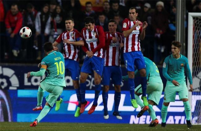 Messi tỏa sáng, Barca có nửa vé chung kết cúp Nhà vua - Ảnh 12.