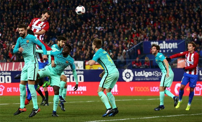 Messi tỏa sáng, Barca có nửa vé chung kết cúp Nhà vua - Ảnh 3.