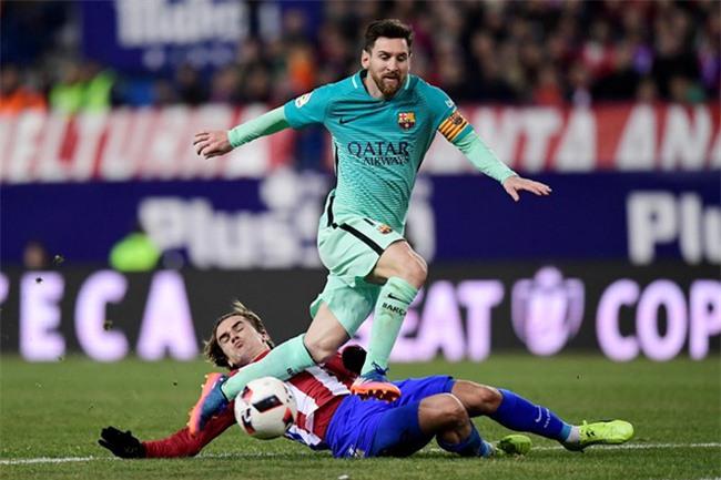 Messi tỏa sáng, Barca có nửa vé chung kết cúp Nhà vua - Ảnh 5.