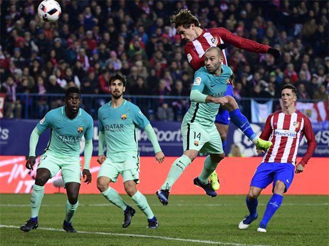 Messi tỏa sáng, Barca có nửa vé chung kết cúp Nhà vua - Ảnh 8.