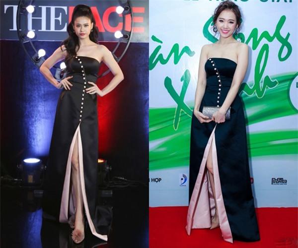 Mới đầu năm mà các người đẹp Việt đã đụng hàng lia lịa - Ảnh 12.