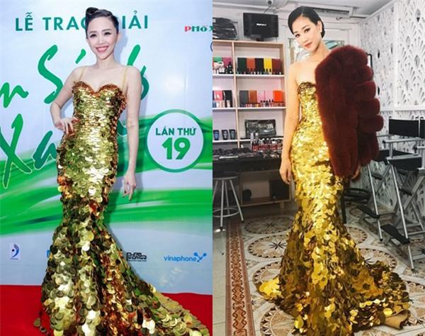 Mới đầu năm mà các người đẹp Việt đã đụng hàng lia lịa - Ảnh 13.
