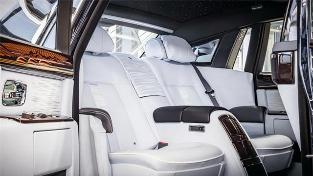 Chiếc Rolls-Royce Phantom Series II cuối cùng xuất xưởng - Ảnh 4.