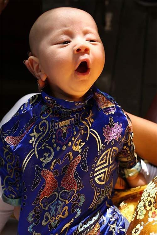 "khong nghi ngo gi nua, day chinh la cau be lai, cute ""vo doi"" trong showbiz viet - 9"