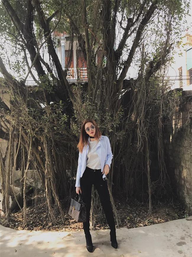 Đâu chỉ có áo dài cách tân, street style đón Xuân của sao Việt còn rực rỡ thế này cơ mà! - Ảnh 22.