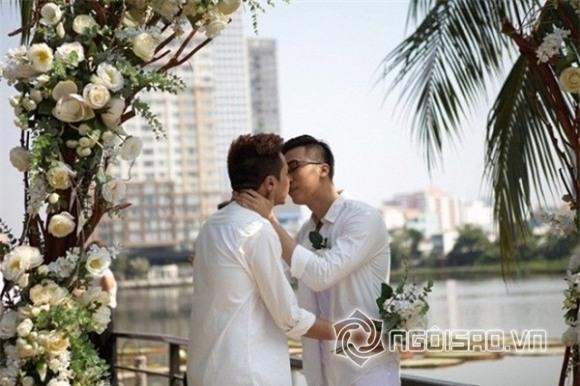 sao việt, cặp đôi đồng tính, cặp đôi đồng tính việt, cặp đôi đồng tính năm 2016