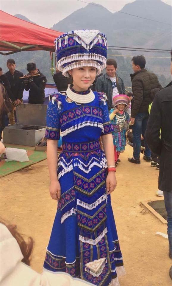 Cô gái dân tộc đang được dân mạng tìm kiếm nhiều nhất những ngày qua - Ảnh 3.