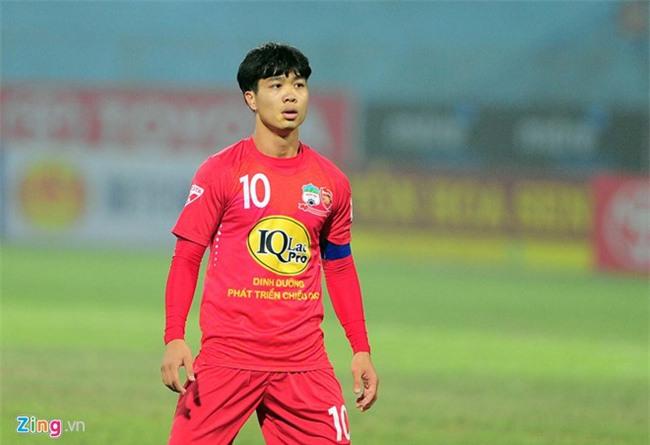 Công Phượng ở đâu trong đội hình U23 Việt Nam - Ảnh 2.