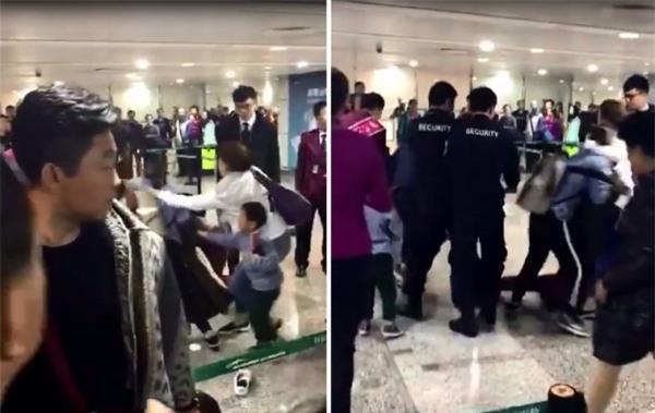 Đây chính là cặp đôi oan gia ngõ hẹp nhất sân bay Trung Quốc - Ảnh 2.