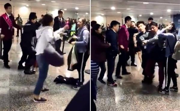 Đây chính là cặp đôi oan gia ngõ hẹp nhất sân bay Trung Quốc - Ảnh 3.