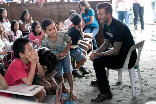 David Beckham bị tố vòi vĩnh, thu lợi cá nhân từ tổ chức từ thiện cho trẻ em - Ảnh 1.