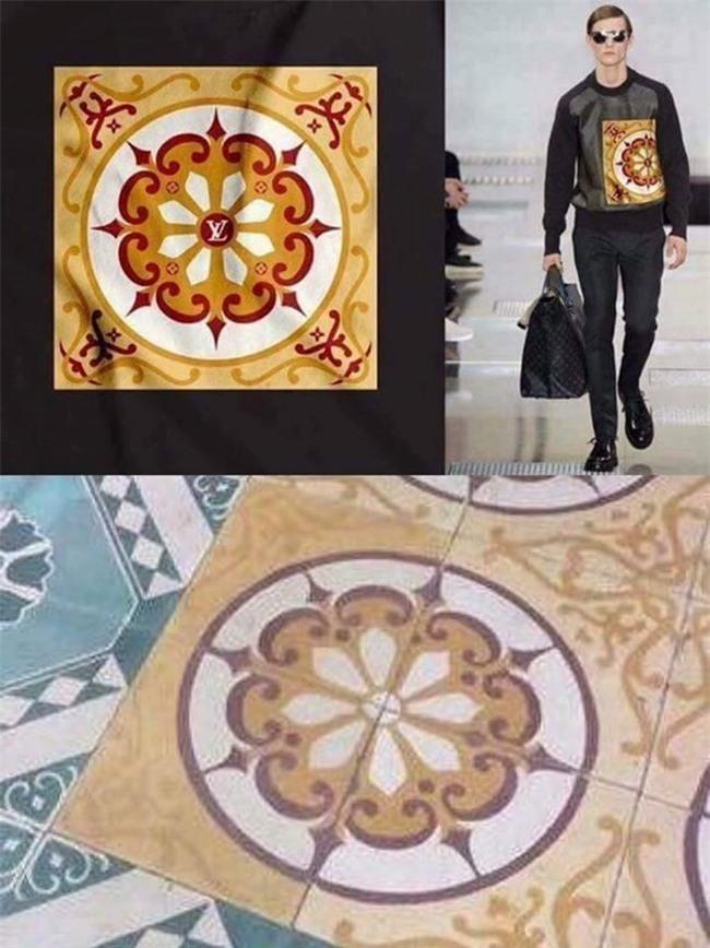 Thiết kế Louis Vuitton sử dụng họa tiết gạch hoa Việt Nam? - Ảnh 1.