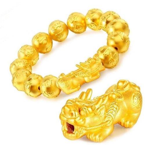 Linh vật vàng ròng đắt khách ngày Thần Tài