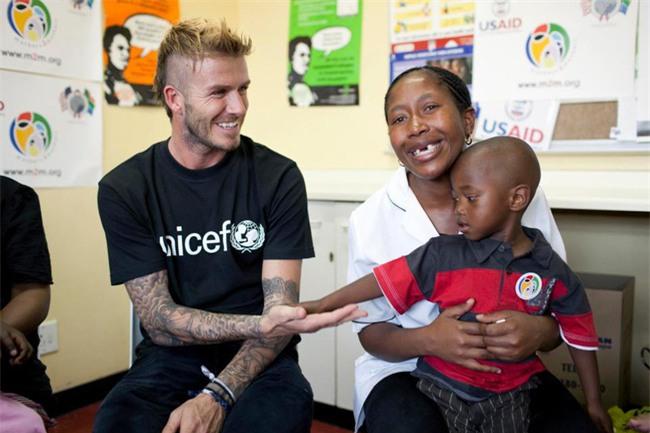 Beckham chửi thề khi bị nghi ngờ trốn thuế - Ảnh 1.