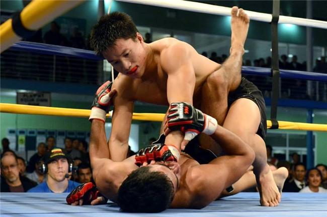 Ben Nguyễn đạt nhiều thành công khi đánh MMA trước khi tham dự giải UFC.