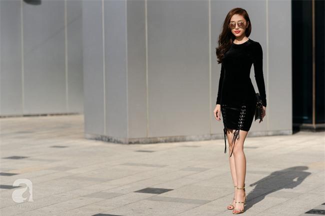 Street style các quý cô hai miền: Thời tiết thế này mà không đẹp xinh xuống phố thì phí lắm! - Ảnh 8.