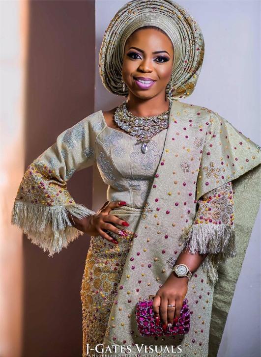 Cùng ngắm 17 bộ áo cưới truyền thống tuyệt đẹp trên toàn thế giới - Ảnh 33.