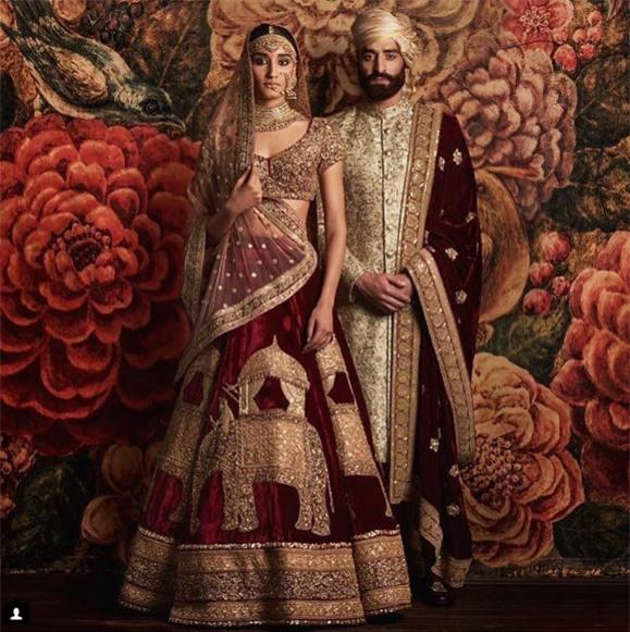 Cùng ngắm 17 bộ áo cưới truyền thống tuyệt đẹp trên toàn thế giới - Ảnh 9.