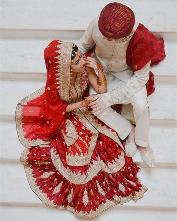 Cùng ngắm 17 bộ áo cưới truyền thống tuyệt đẹp trên toàn thế giới - Ảnh 13.