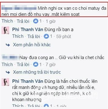 Bao Duy khang dinh su that soc ve Phi Thanh Van