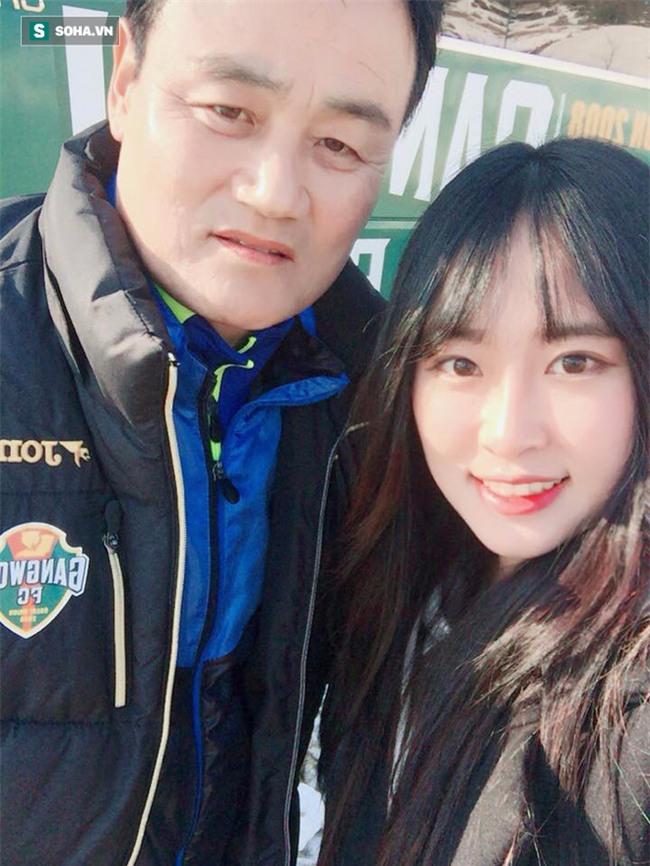 Fan Gangwon xinh đẹp nói điều ngọt ngào về Xuân Trường - Ảnh 2.