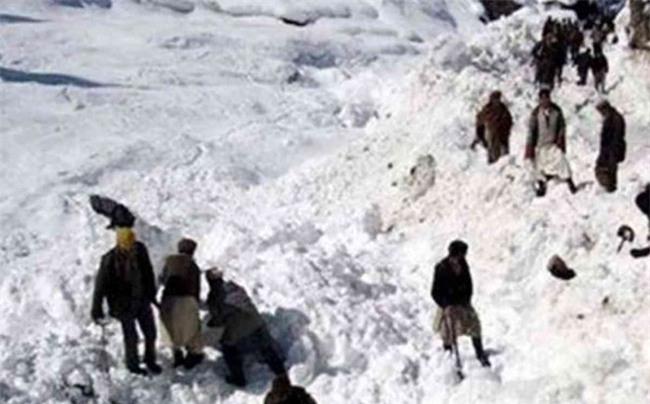 Lở tuyết ở Afghanistan khiến hơn 100 người thiệt mạng - Ảnh 1.