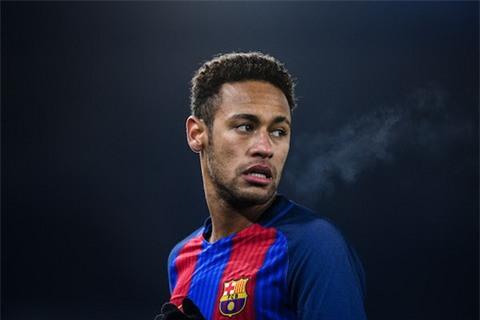 Neymar gui loi tuyen chien den Real Madrid.