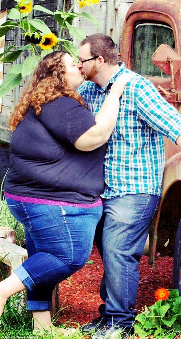 Cặp đôi nặng gần 350kg giảm cân ngoạn mục trong 12 tháng - Ảnh 4.