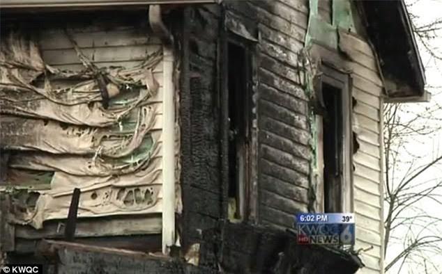 Cố gắng ném con gái sơ sinh qua cửa sổ để thoát đám cháy, người mẹ chết thảm - Ảnh 3.