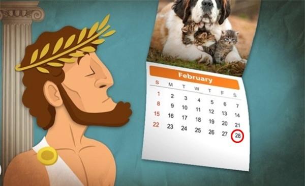 Câu hỏi quen thuộc khó trả lời: Tại sao tháng Hai chỉ có 28 hoặc 29 ngày? - Ảnh 1.