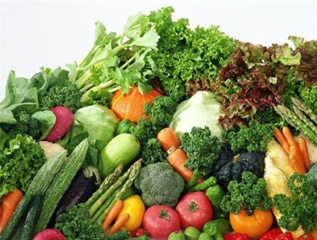 Cần phải cảnh giác với những loại rau quá xanh và non