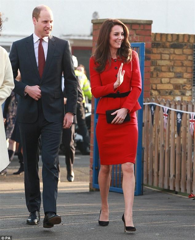 Công nương Kate mặc lại váy cũ từ 7 năm trước - Ảnh 2.