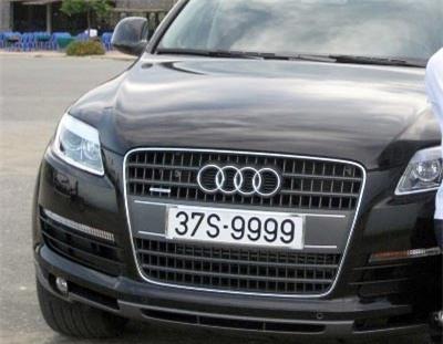 Vị tướng ba lần xin đề xuất đấu giá biển số xe đẹp - Ảnh 2.