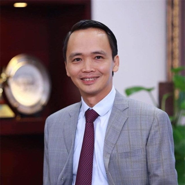 Những doanh nhân Việt nổi tiếng có Facebook nghìn like - Ảnh 3.