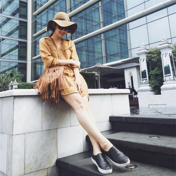 Đây là lý do các người đẹp Việt đang tạm cất giày cao gót vào một góc đấy! - Ảnh 19.