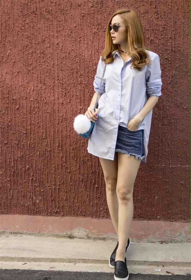 Đây là lý do các người đẹp Việt đang tạm cất giày cao gót vào một góc đấy! - Ảnh 20.