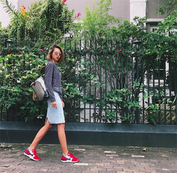 Đây là lý do các người đẹp Việt đang tạm cất giày cao gót vào một góc đấy! - Ảnh 7.