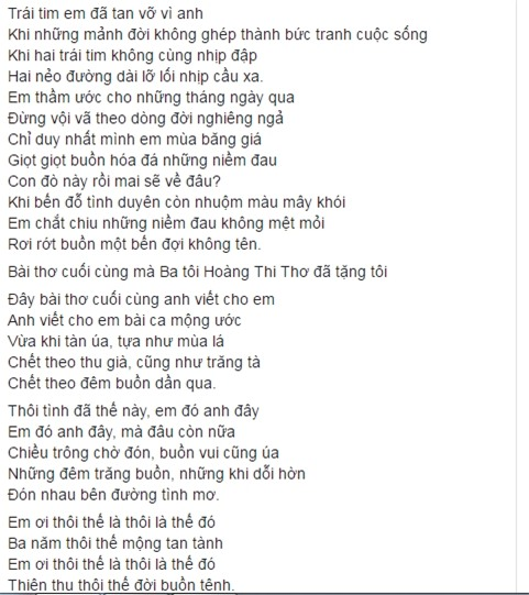 "so bi ""nem da"" hoang kieu dong facebook vinh vien, rut khoi showbiz? hinh anh 3"