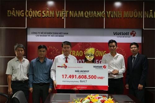 Đại diện Bộ Công an lên tiếng về hoạt động của Vietlott