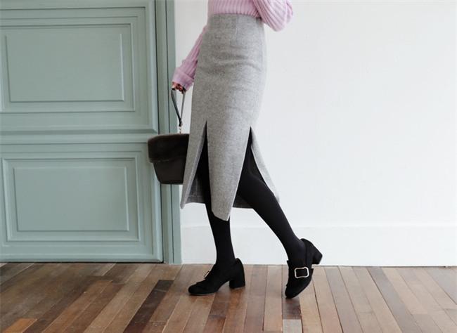 Bí quyết mặc ấm và phong cách cho những ngày đi làm trời đột ngột chuyển lạnh - Ảnh 6.