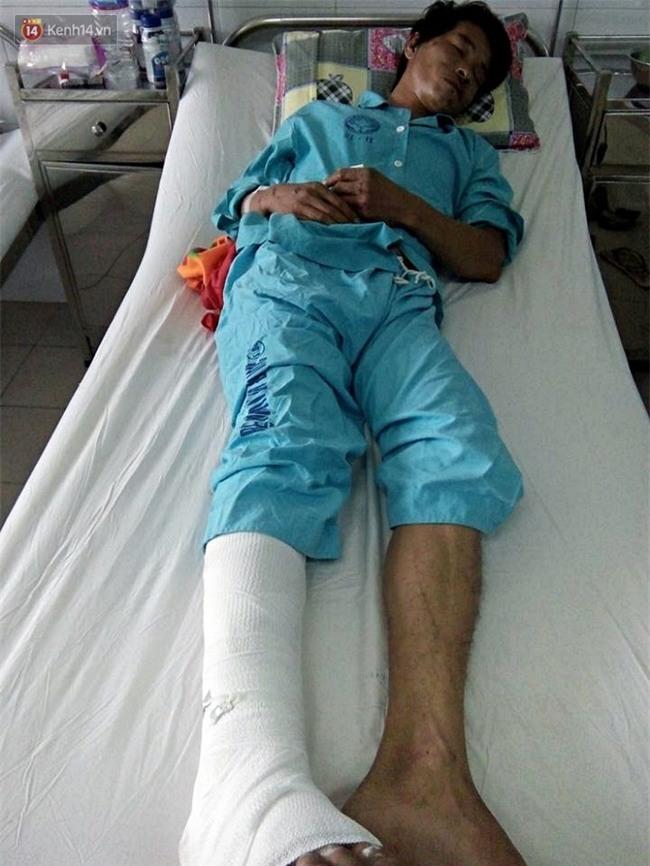 """Bé gái 8 tuổi bị cụt tay sau tai nạn ngày mùng 4 Tết: """"Ba ơi! Sao tay trái con ngắn hơn tay phải?!"""" - Ảnh 4."""