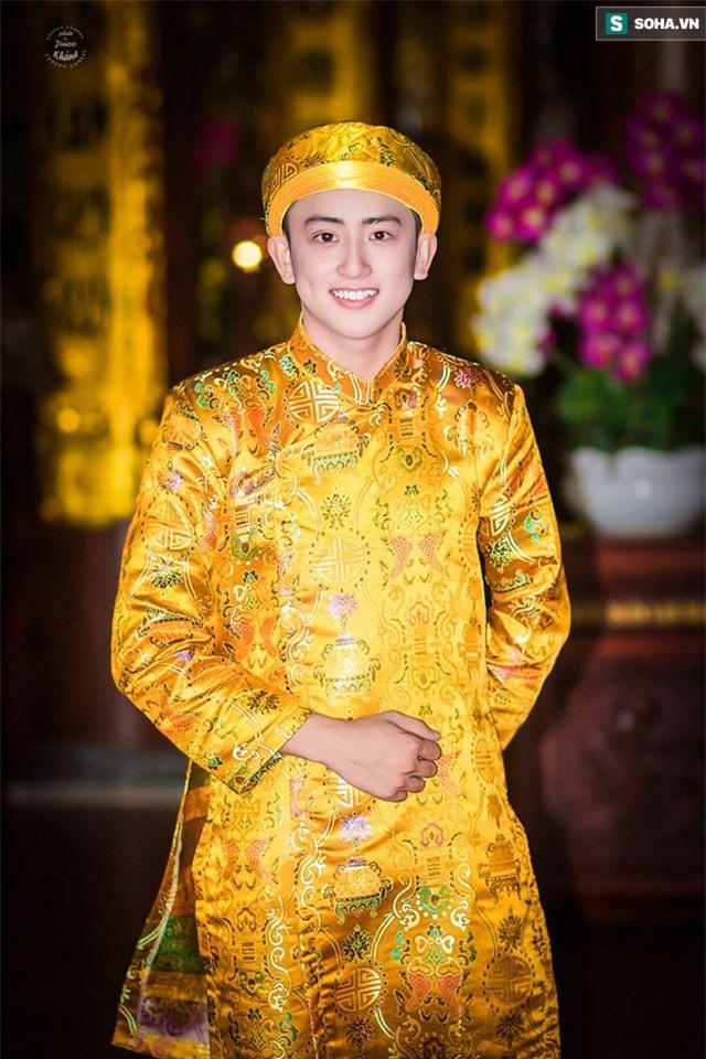 Nam sinh dân tộc Khmer khiến phái nữ rần rần chia sẻ vì quá điển trai - Ảnh 2.