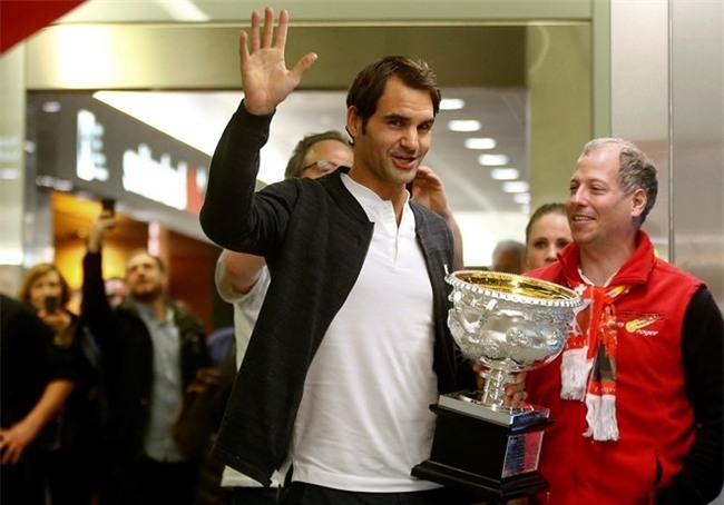 Su nghiep huyen thoai Federer sap len phim hinh anh 1