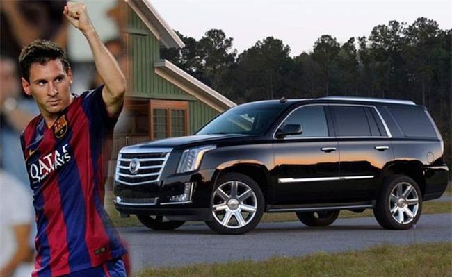 Ngôi sao triệu phú Lionel Messi tiêu tiền như thế nào? - Ảnh 1.