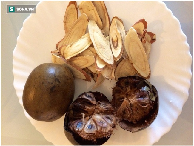 La hán: Trái cây được Đông y TQ ca tụng là quả thần tiên chữa nhiều loại bệnh - Ảnh 3.