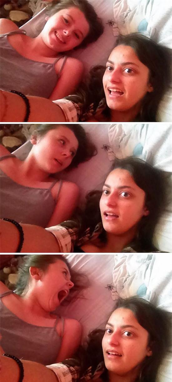 Bóc phốt những pha selfie diễn sâu cho lắm, muối mặt đi về - Ảnh 1.