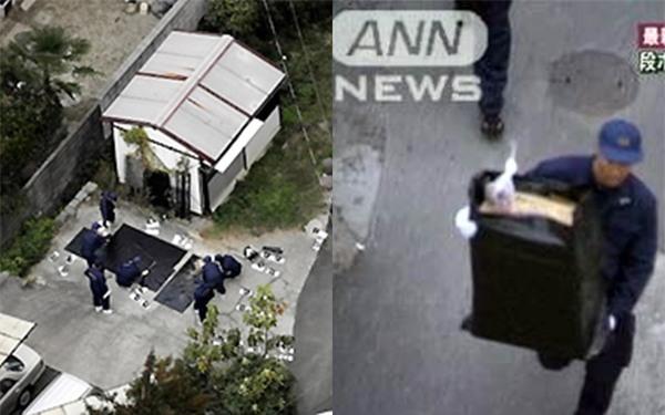 Vụ án rúng động Nhật Bản: Bé gái 7 tuổi bị hãm hiếp được phát hiện trong thùng giấy ở bãi đất hoang - Ảnh 2.